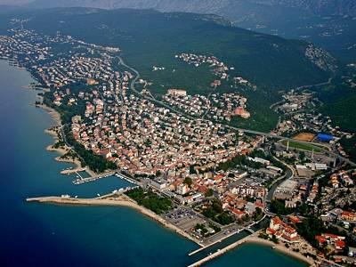 Crikvenica croazia guide turistiche per le vacanze in for Pauline alla spiaggia