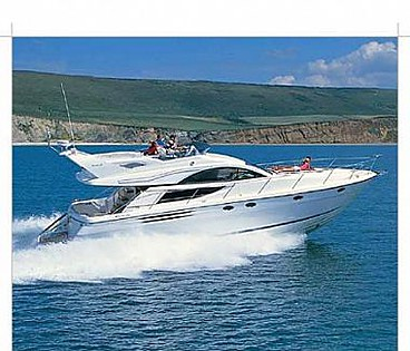 Jacht - Fairline Phantom 50 (code:CRY 19) - Sibenik - Riviera Sibenik  - Croazia