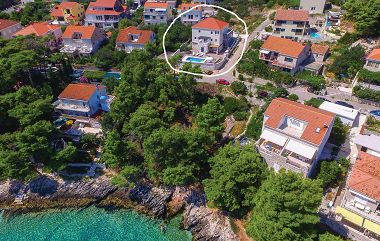 Casa vacanza Sandra - with swimming pool H(7) Lumbarda - Isola di Korcula  - Croazia