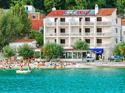 Albergo - 3 STAR Hotel on the beach - Krilo Jesenice - Riviera Omis  - Croazia